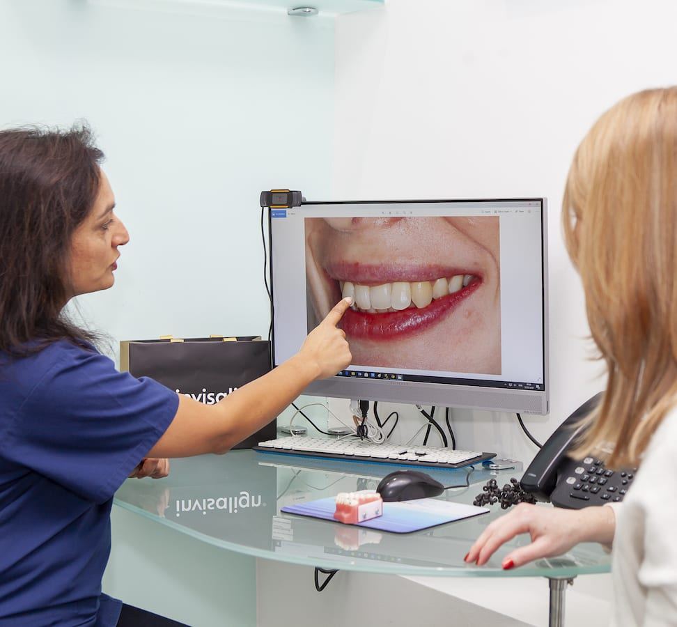 invisalign consultation with dentist Neera Maini Hatch End, Pinner